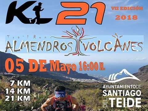Onda TenerifeAbiertas las inscripciones para la VII Edición del Trail Run Almendros y Volcanes